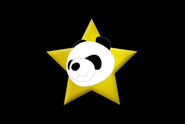 Panda Panda Animated Video